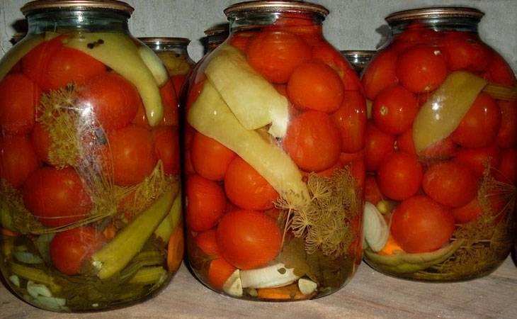 Как солить помидоры на зиму, 4 простых рецепта