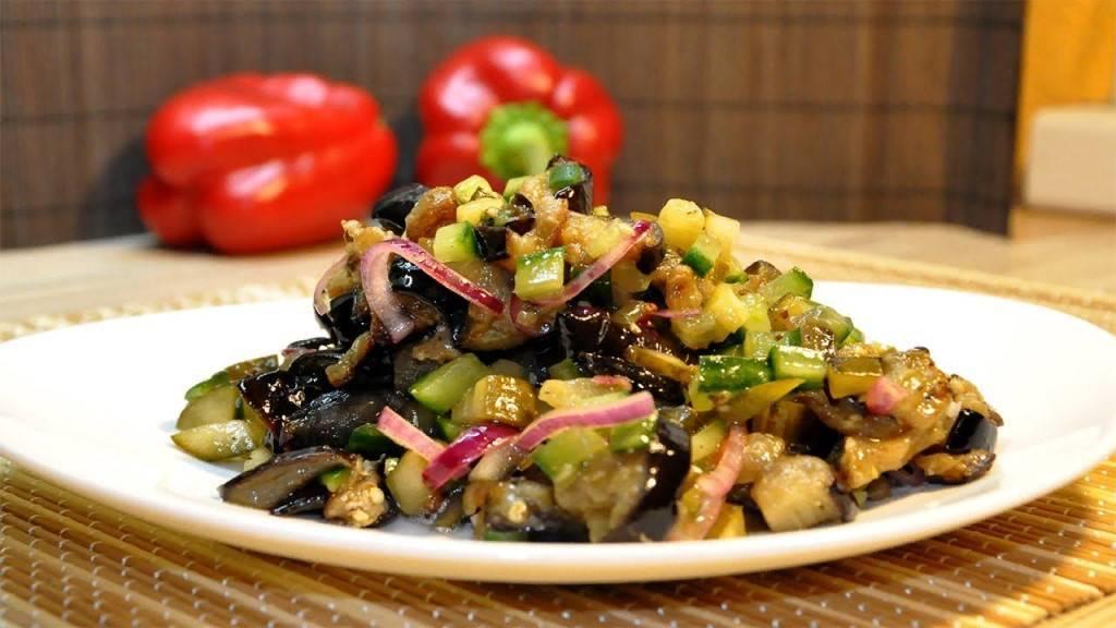 Салат с фасолью на зиму – 5 вкусных и полезных рецептов