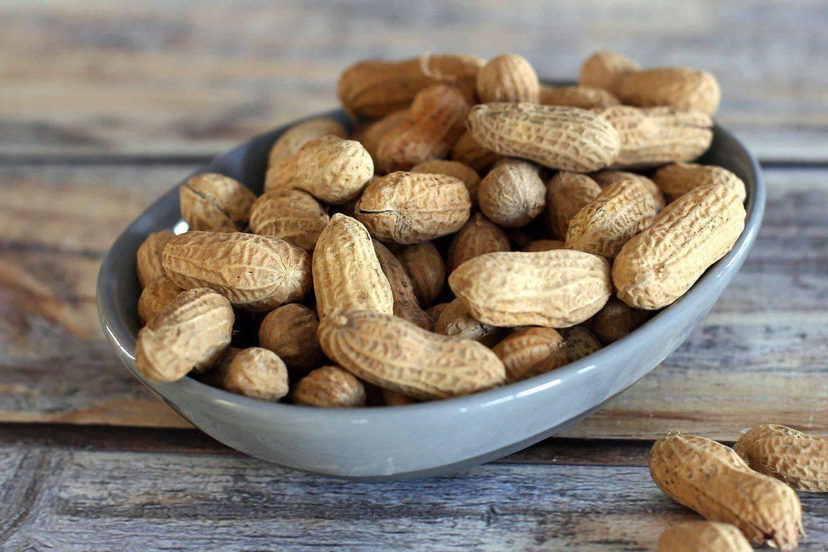 Вред и польза арахиса для организма человека, свойства жареного ореха