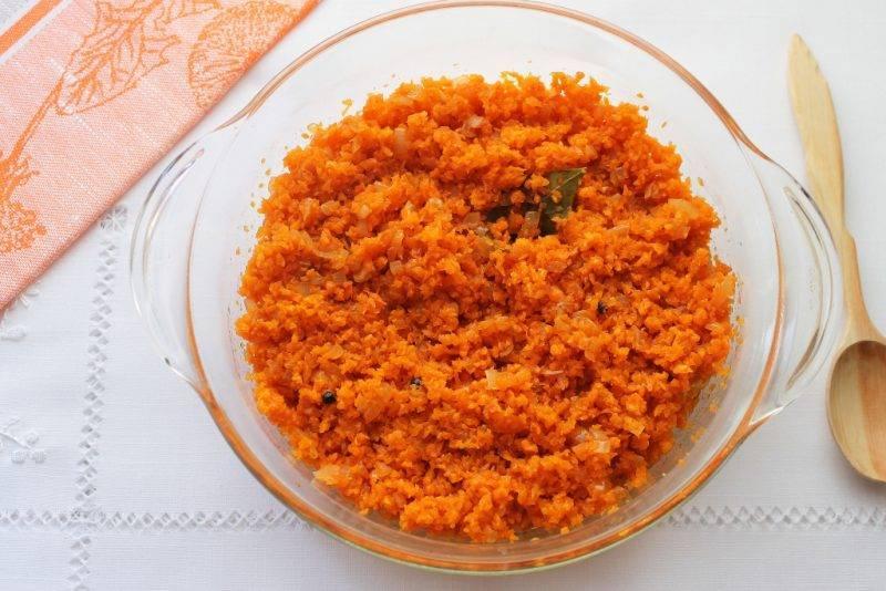 Икра из моркови на зиму - 5 рецептов пальчики оближешь с фото пошагово