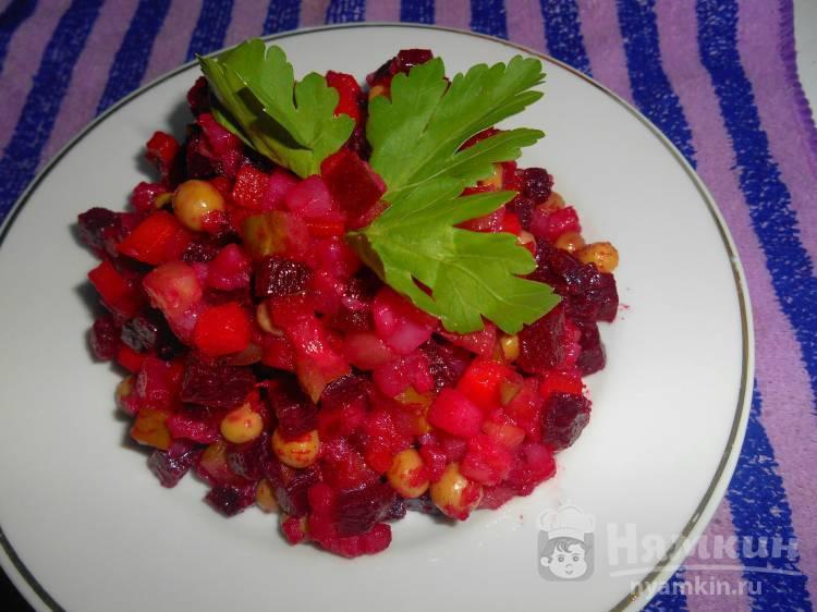 Вкусный винегрет: пошаговые рецепты. подробное приготовление, состав салата, правила нарезки и пошаговые рецепты винегрета