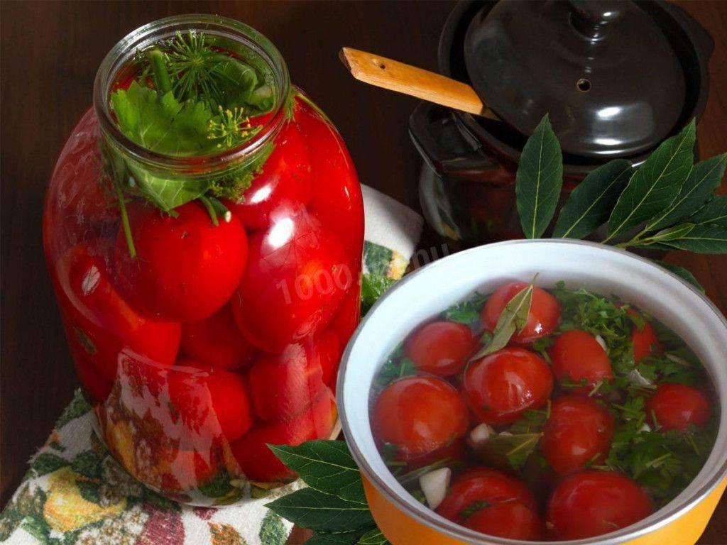 Помидоры с хреном и чесноком на зиму: 8 лучших рецептов консервации пошагово