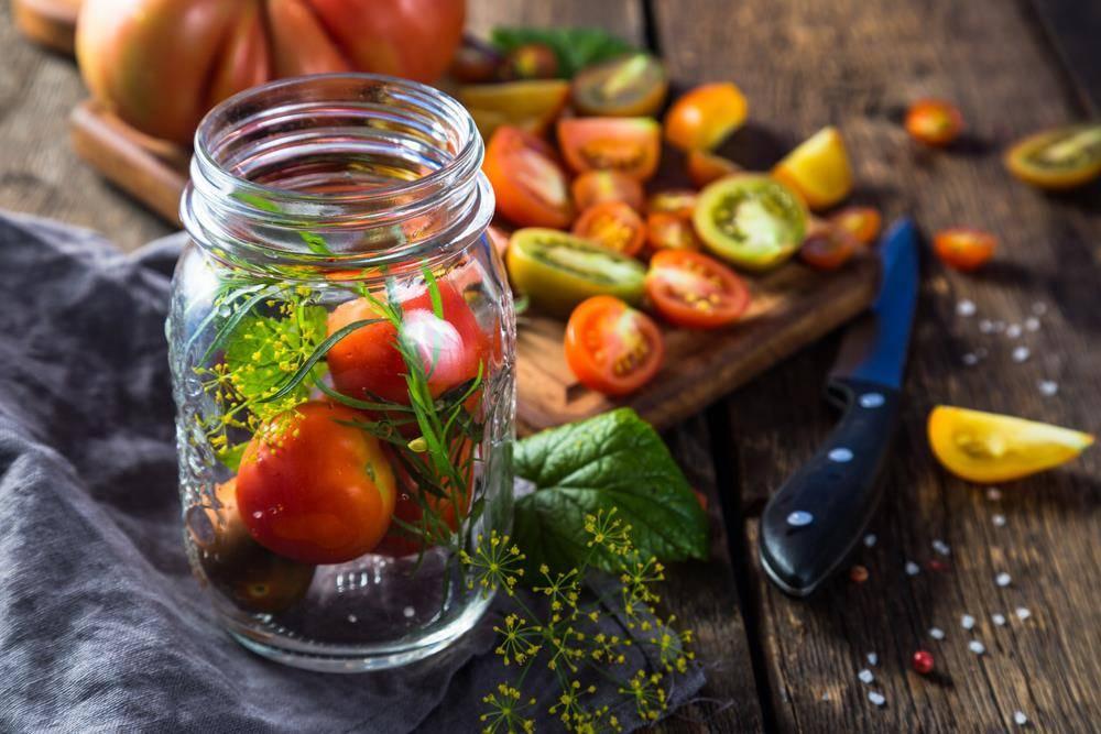 2 основы технологии консервирования плодов и овощей