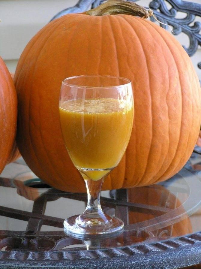 Как приготовить сок из тыквы в домашних условиях