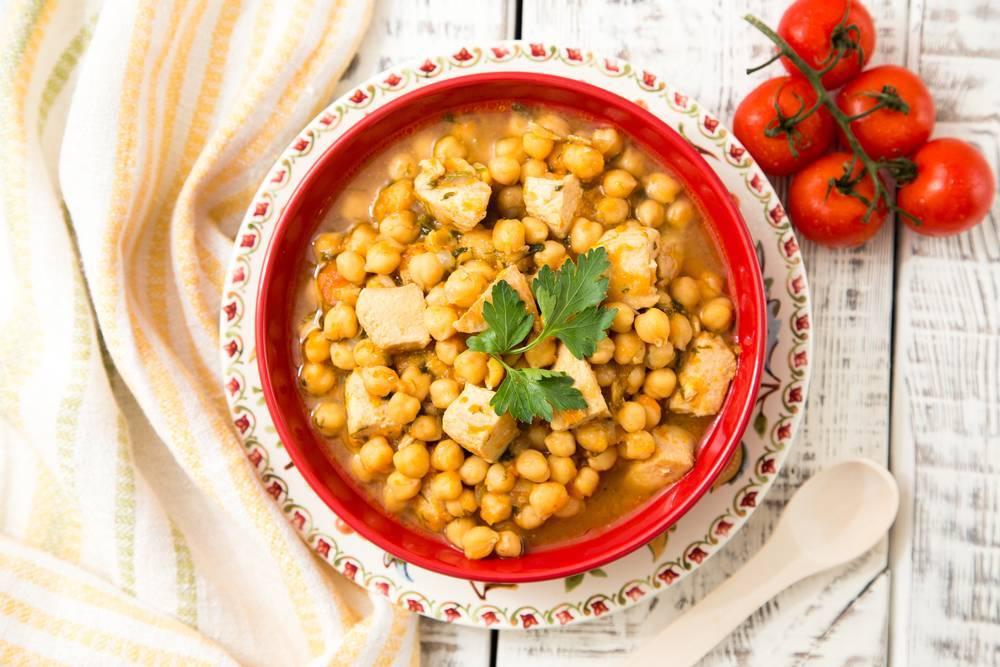 7 лучших рецептов супа из нута