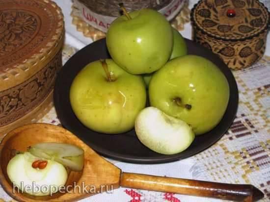 Моченые яблоки антоновки – еще один способ сохранить урожай любимых фруктов. подборка рецептов моченых яблок антоновки