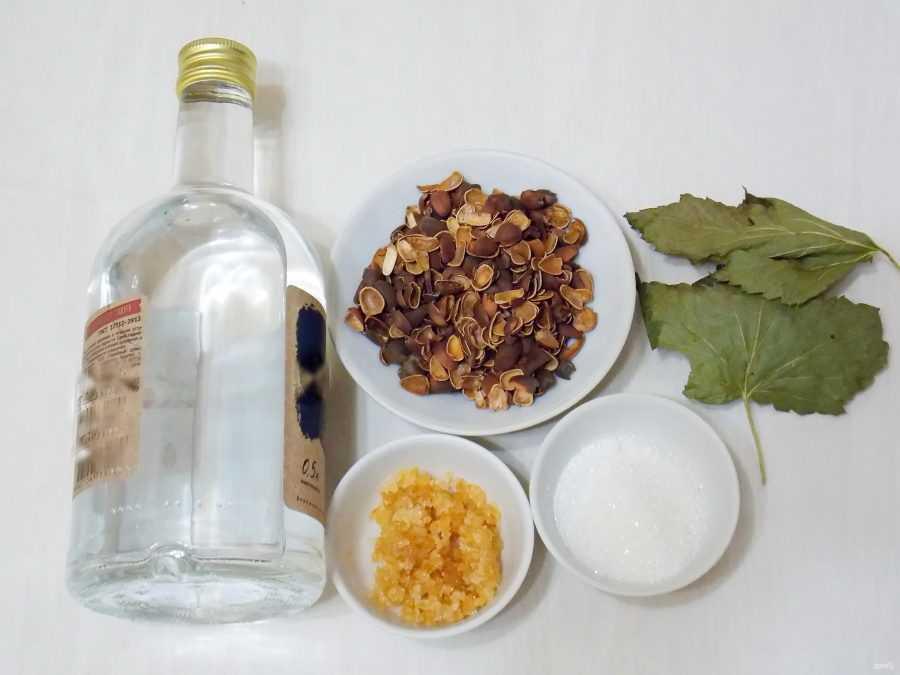 Самый правильный рецепт настойки на кедровых орешках
