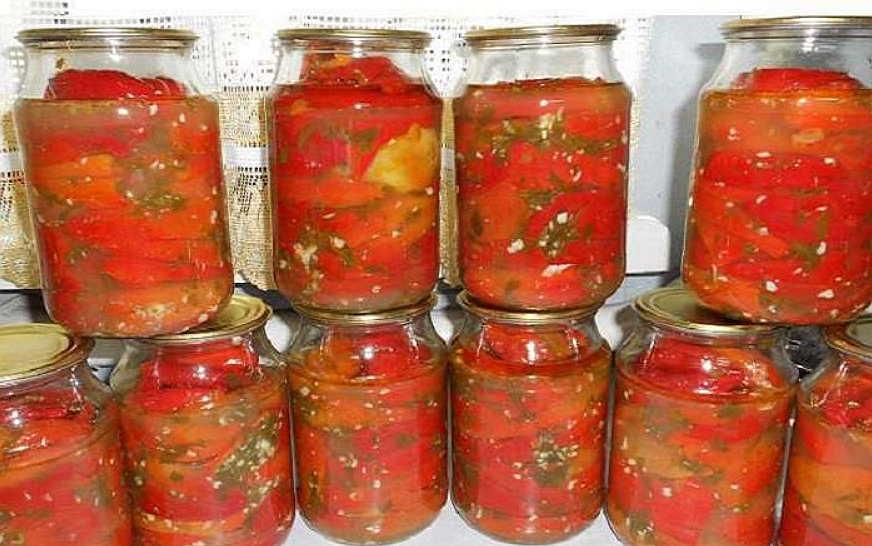 ᐉ огурцы с томатным соусом и аджикой - ruogorod.ru