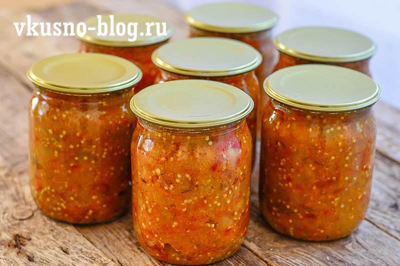 Cалаты из кабачков на зиму: 9 самых вкусных и простых рецептов