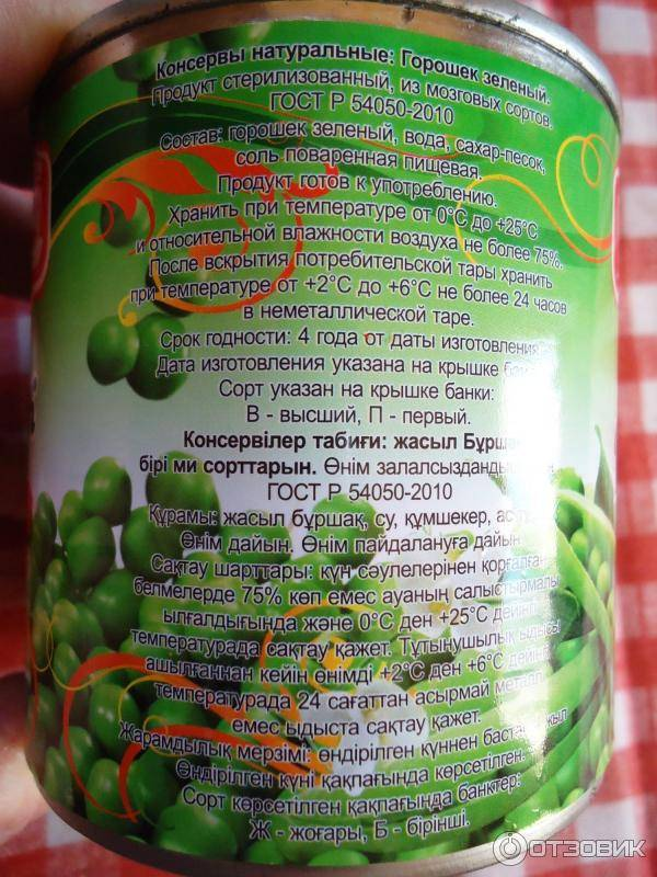 Основные правила и сроки хранения продуктов