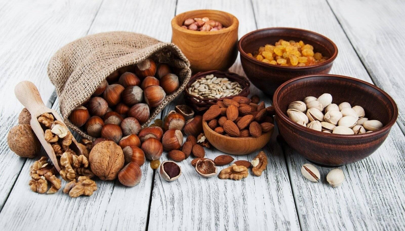Можно ли есть орехи при геморрое: польза, рецепты