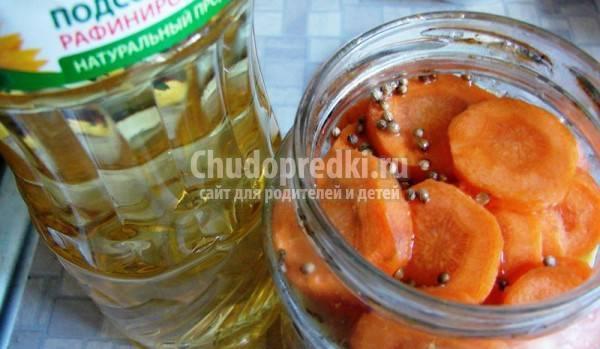 Морковь. консервируем без сахара и уксуса. 1000 бабушкиных рецептов заготовок