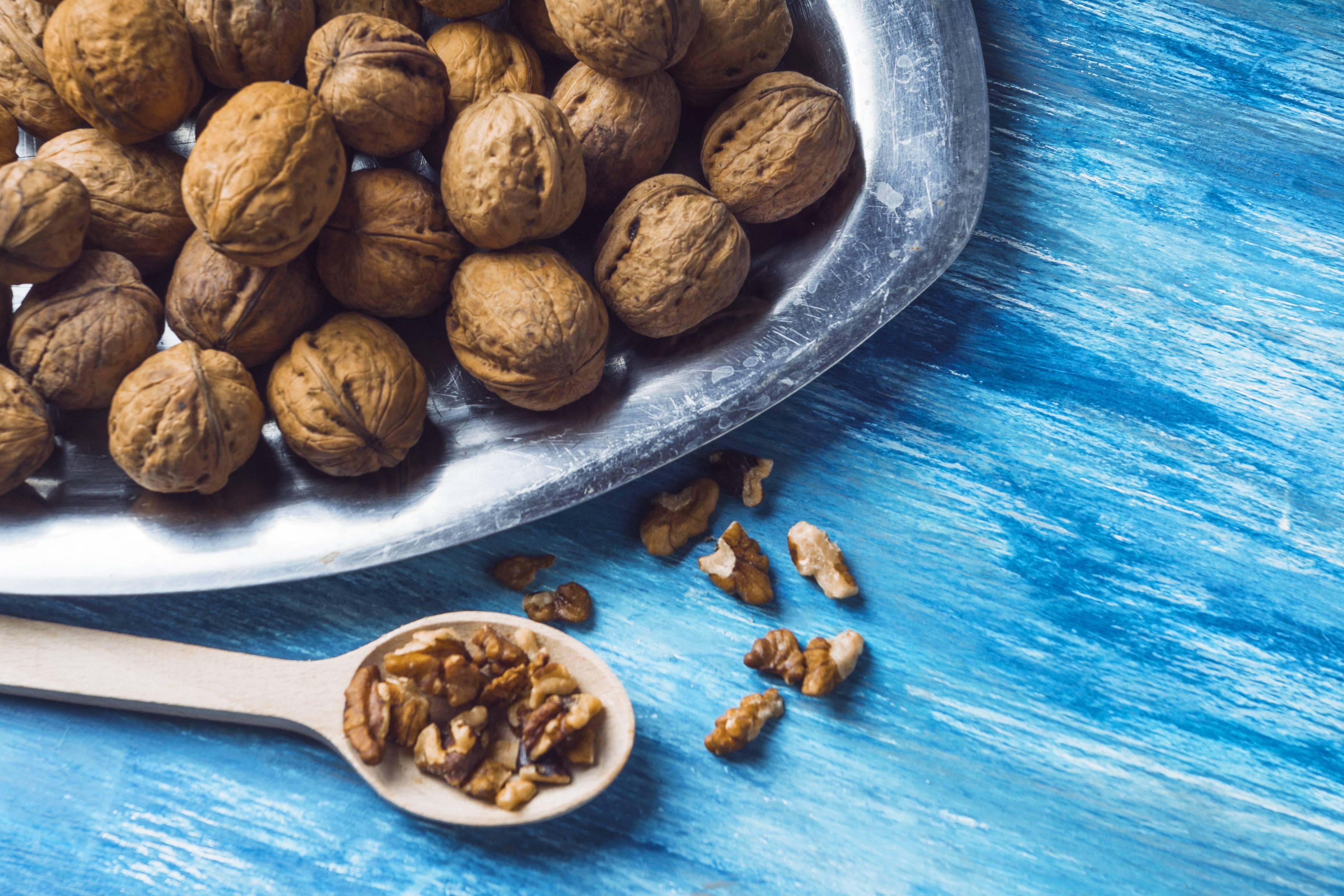 Грецкие орехи со сметаной для мужчин рецепт для потенции - лечение потнеции