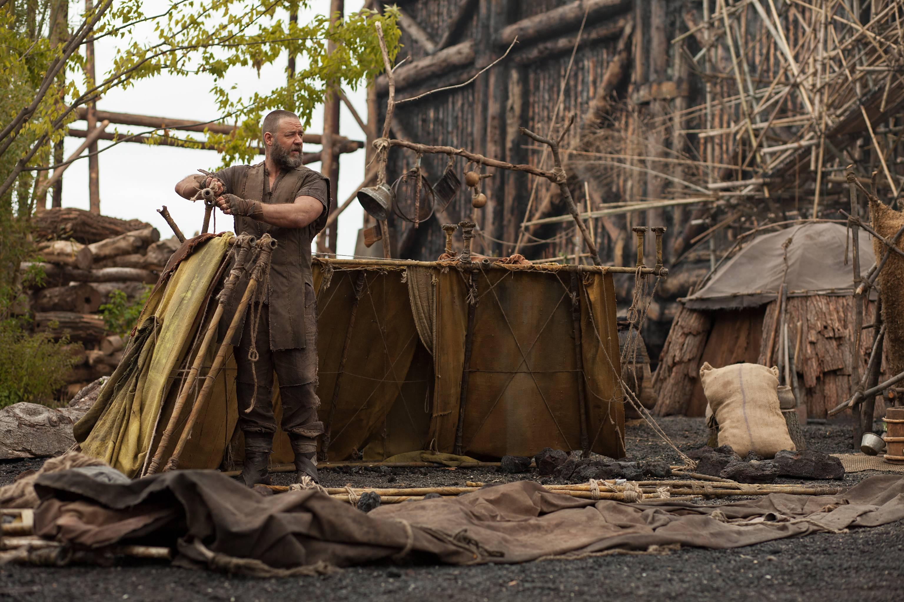 Ноев ковчег и другие легенды библии, которые, скорее всего, никогда не найдут