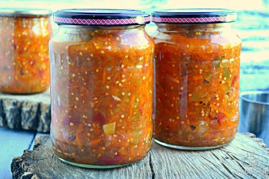 Икра из баклажанов на зиму пальчики оближешь — 12 вкусных рецептов приготовления баклажанной икры