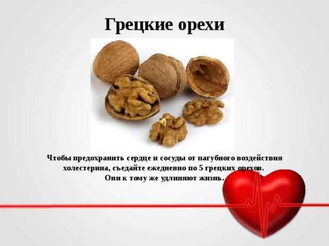 В чем заключается польза грецкого ореха для организма человека