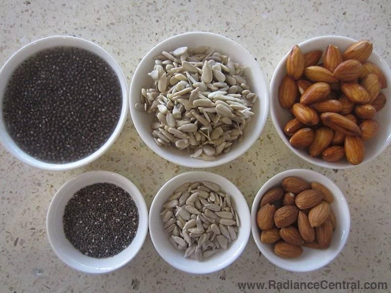 Зачем замачивать орехи перед употреблением в пищу
