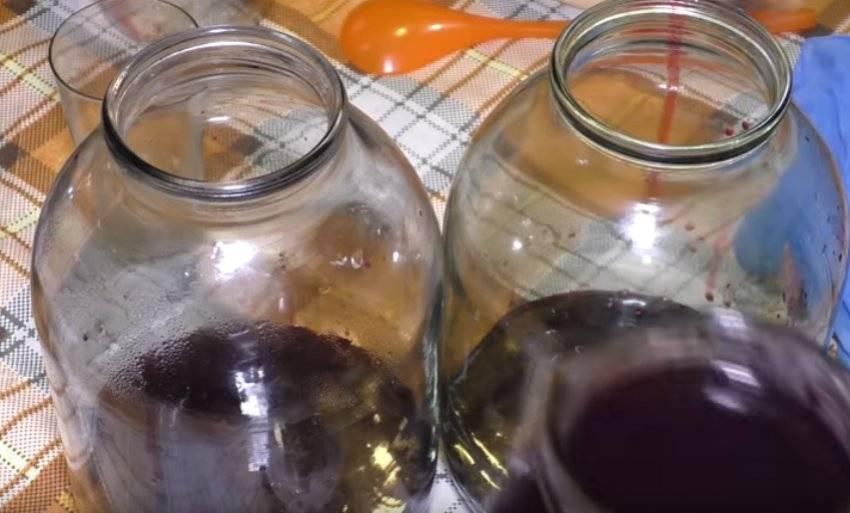 Простые пошаговые рецепты домашнего вина из варенья малины
