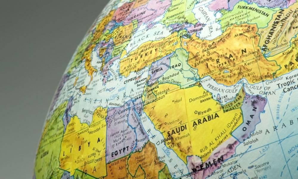 Рогачев с. | ближний восток - наш средний юго-запад | журнал «география» № 1/2008