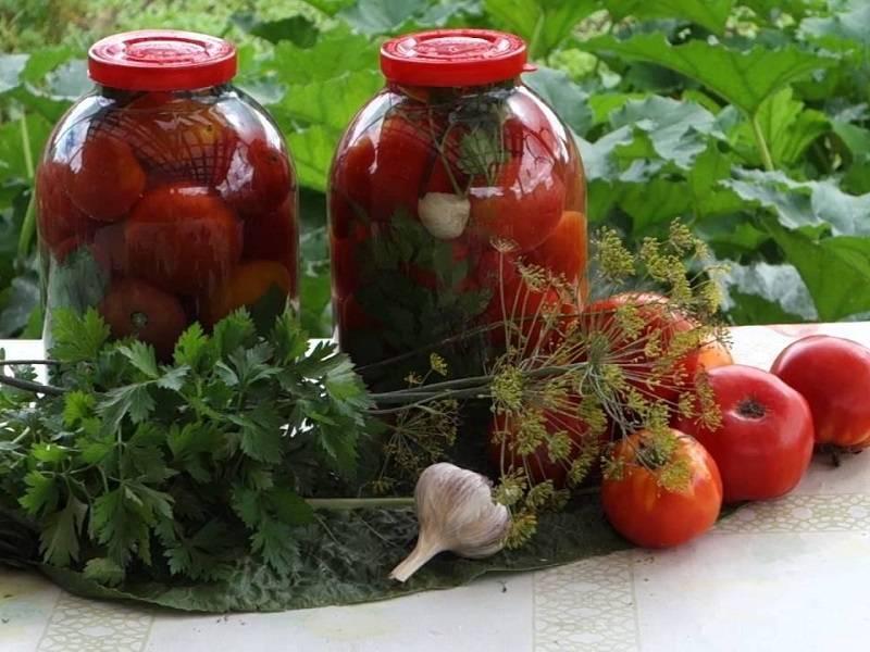 Помидоры, маринованные с хреном на зиму: 2 лучших пошаговых рецепта с подробными ингредиентами