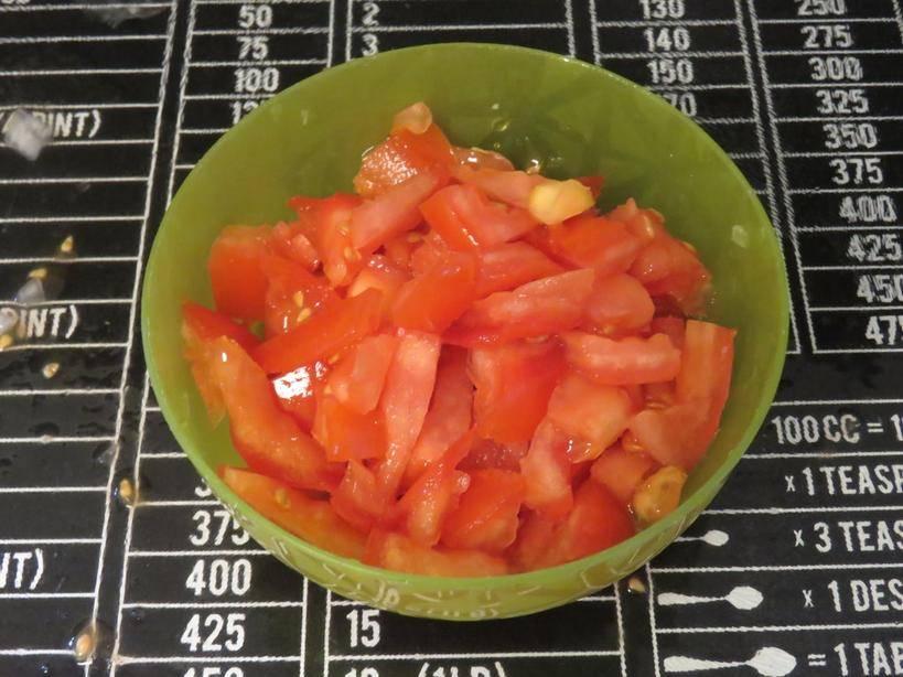 Помидоры с морковью и луком «хит сезона»