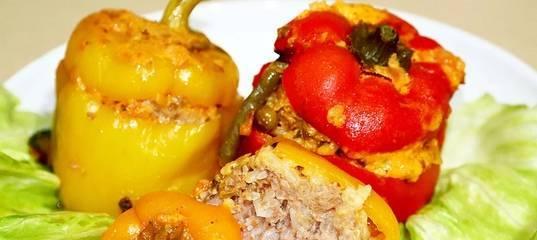 Фаршированные овощи и голубцы. на второе. миллион блюд для семейных обедов. лучшие рецепты.