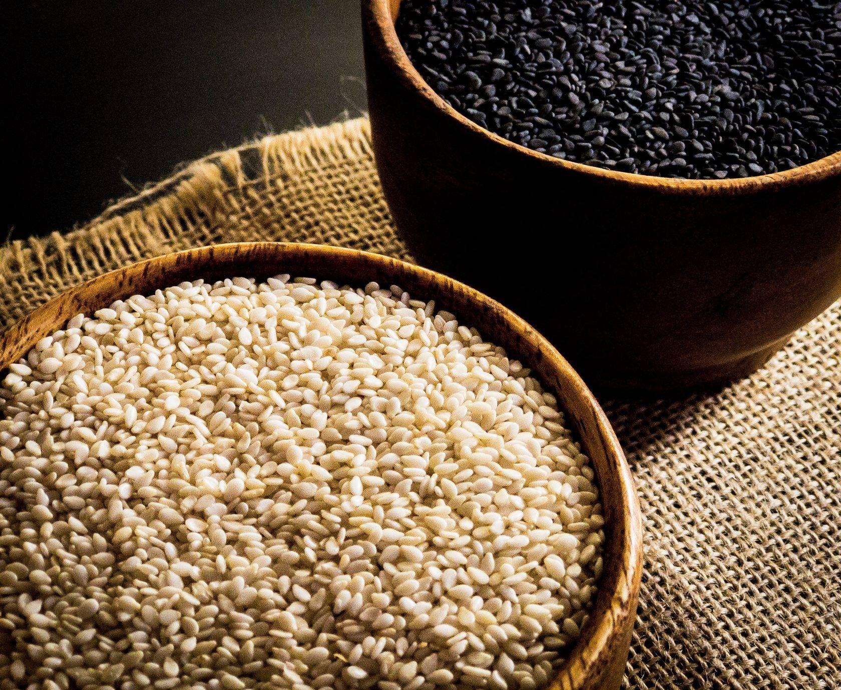 Кунжутное семя - польза и вред для организма, состав и противопоказания