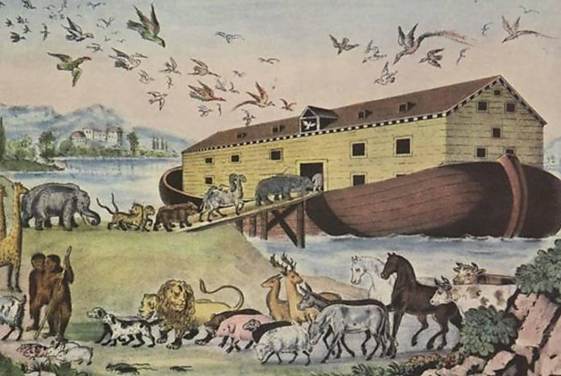 Куда исчез ковчег завета?   православная жизнь