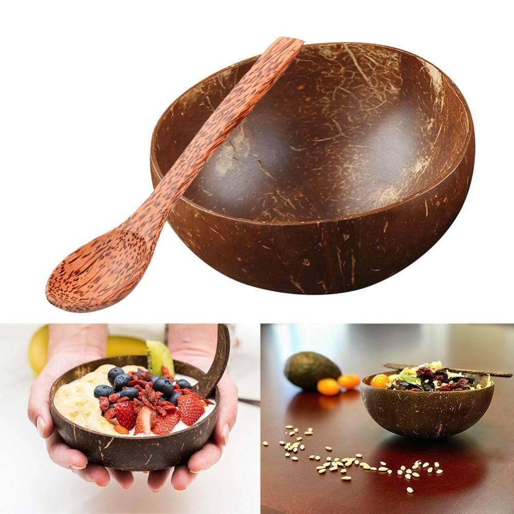 Стружка кокосовая - рецепты