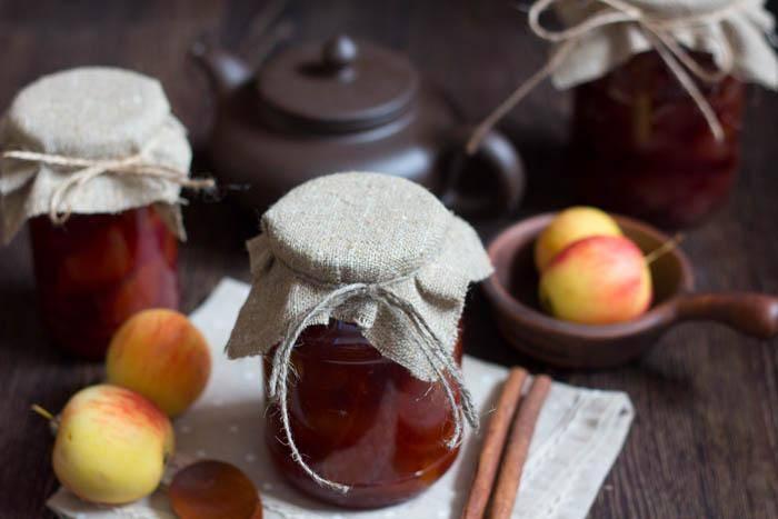 Яблочный джем. как приготовить в мультиварке, рецепт, на зиму пошагово с фото
