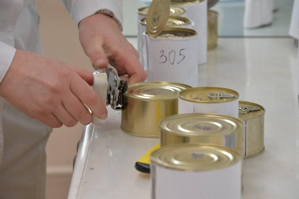 Бактериологический контроль качества консервов перед стерилизацией. микробиологический контроль технологических операций
