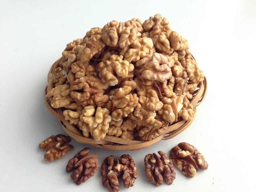 Значение и применение грецких орехов