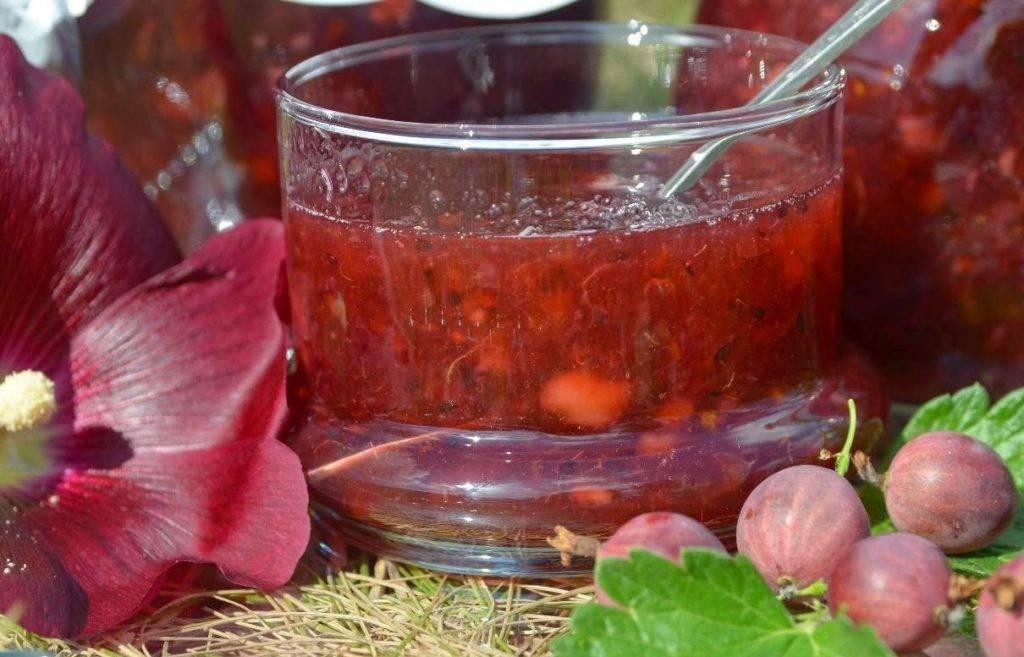 Варенье из ежевики — 10 пошаговых рецептов на зиму