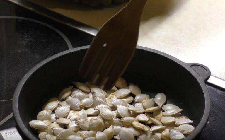 Семечки тыквенные - рецепты