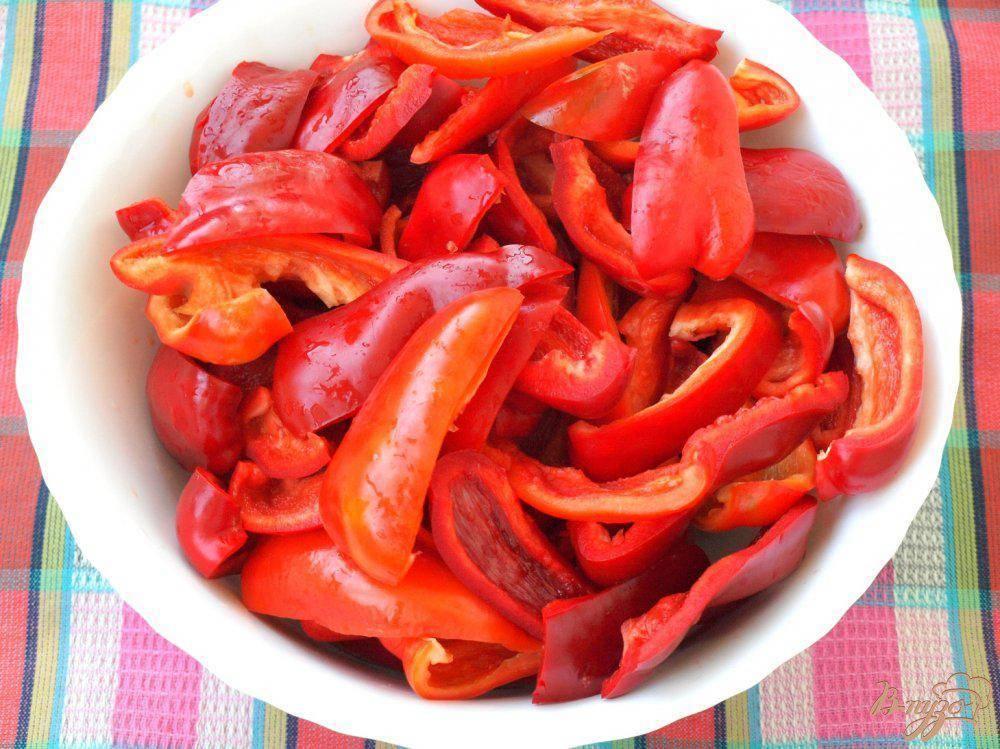 Лечо из болгарского перца на зиму: 13 рецептов «пальчики оближешь»!
