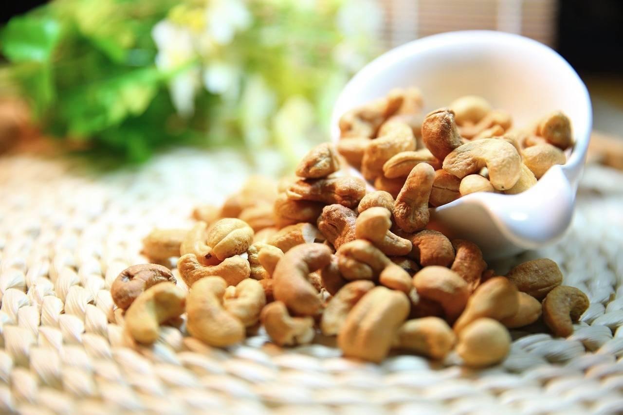 Орех кешью польза и сахарный диабет