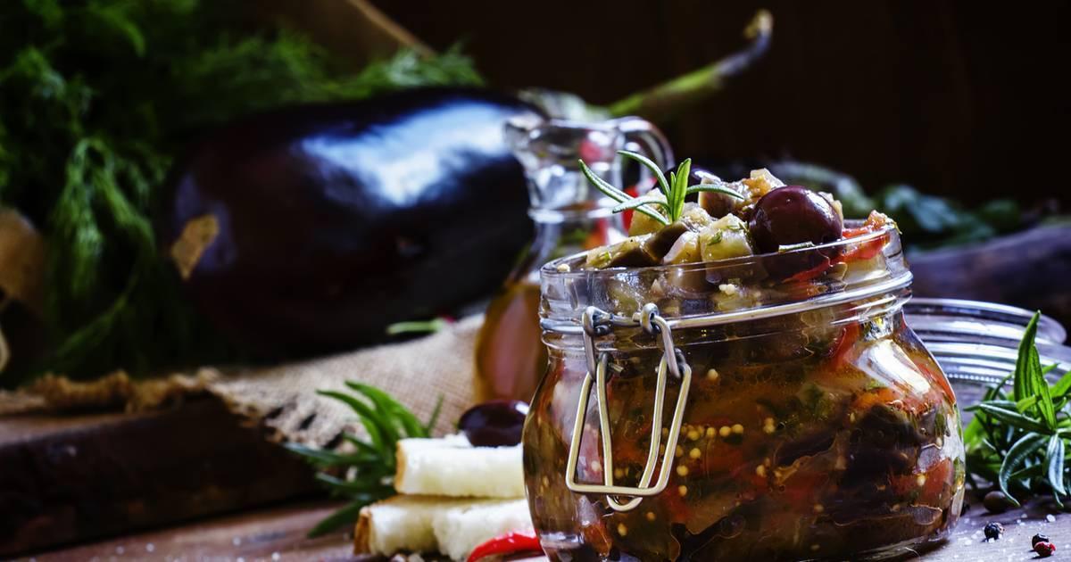 Салат на зиму из фасоли и баклажанов. салат из фасоли и баклажанов на зиму. | здоровое питание