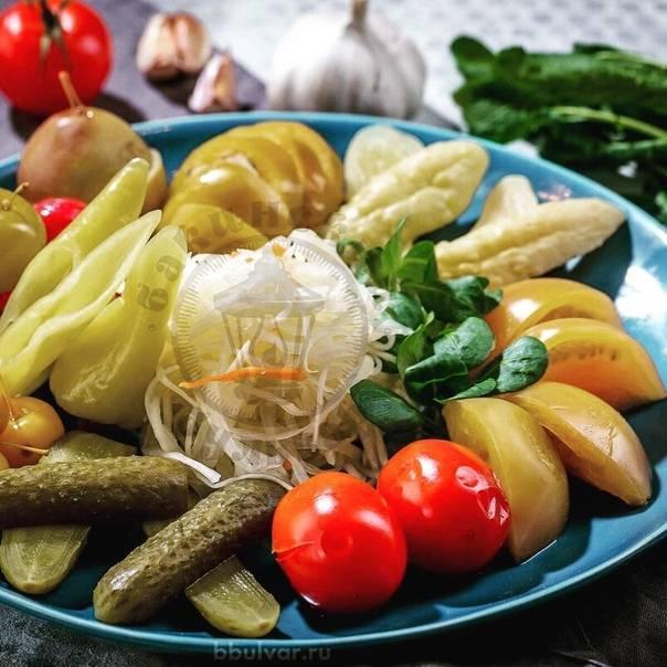 Календарь заготовок на зиму по месяцам - из овощей, ягод, фруктов