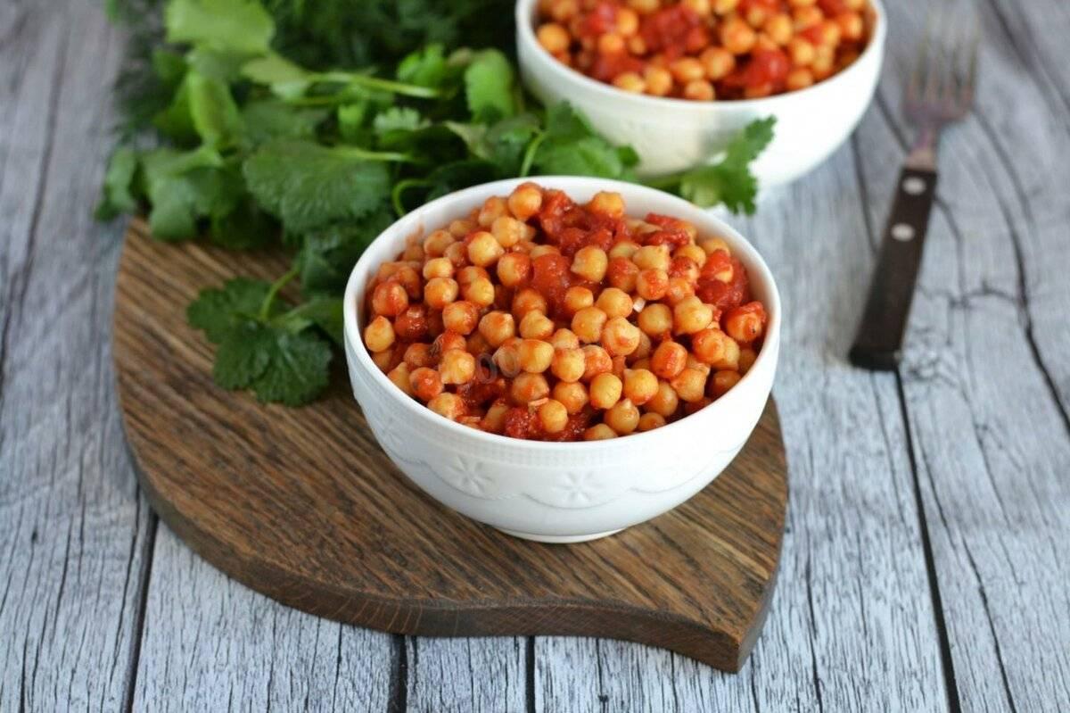 Полезный нут— рецепты приготовления просто и вкусно
