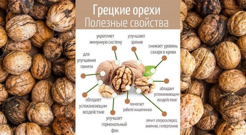 Орехи при запорах можно или нет