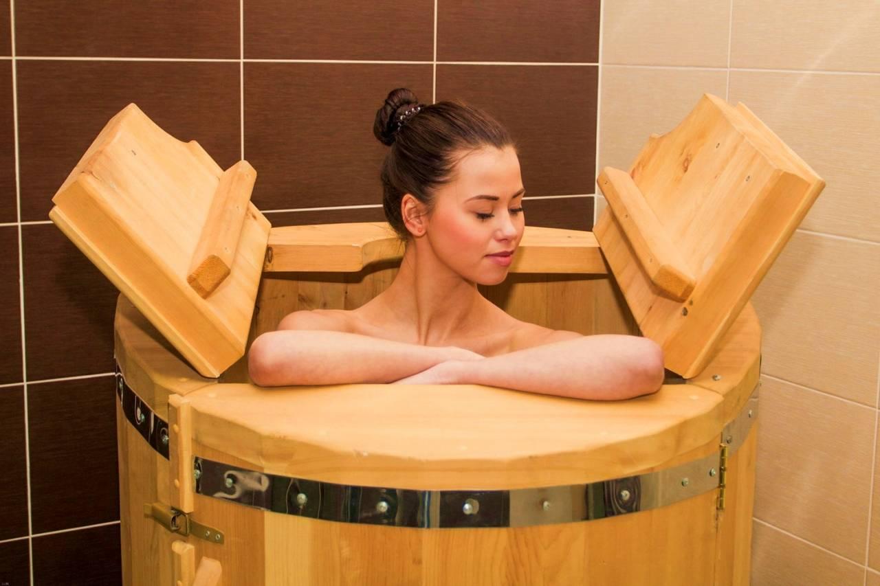 Кедровая бочка - показания и противопоказания. польза процедур в бане-бочке из кедра для похудения и здоровья