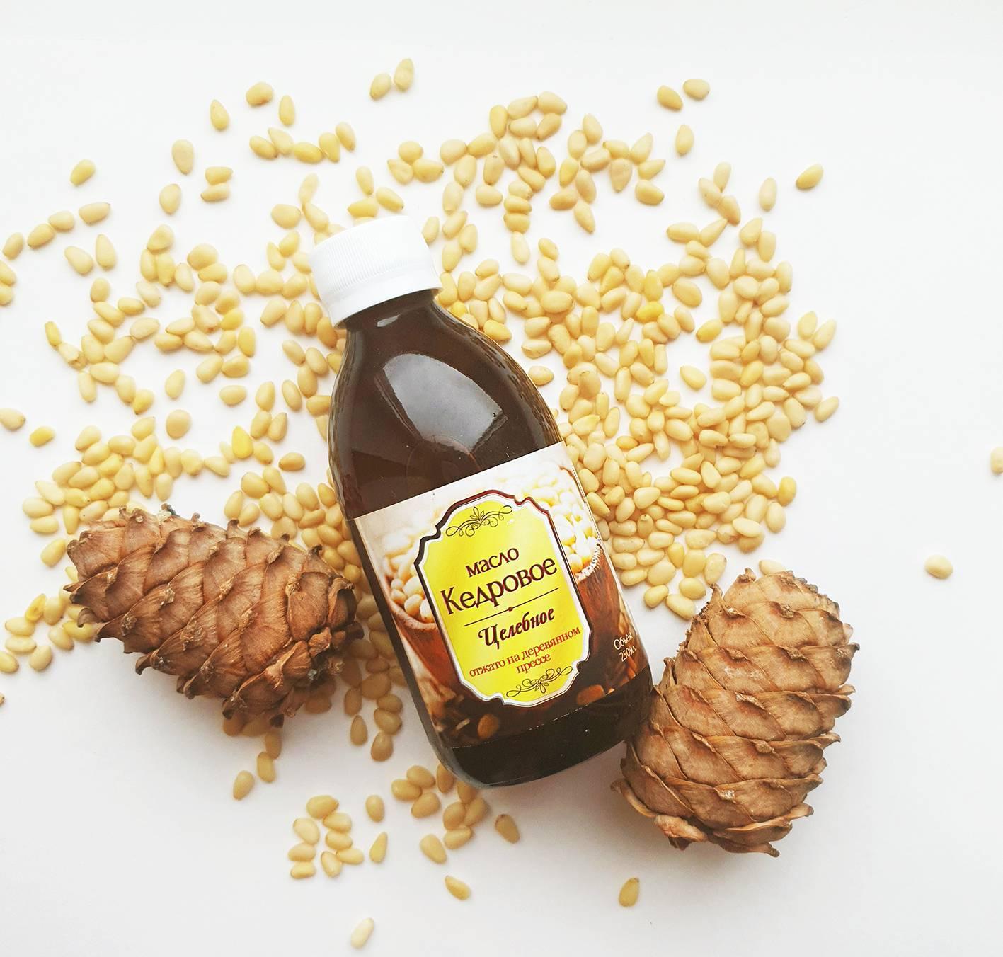 Кедровое масло: лечебные свойства и возможные противопоказания
