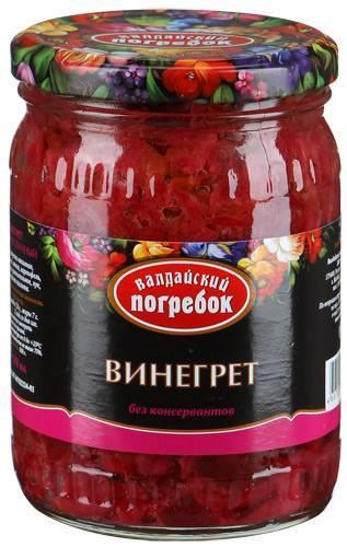 Винегрет - кулинарные секреты приготовления и вкусные рецепты