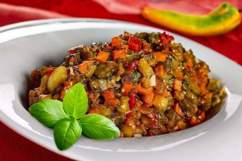 Икра из баклажанов на зиму «пальчики оближешь» — самые вкусные рецепты баклажанной икры