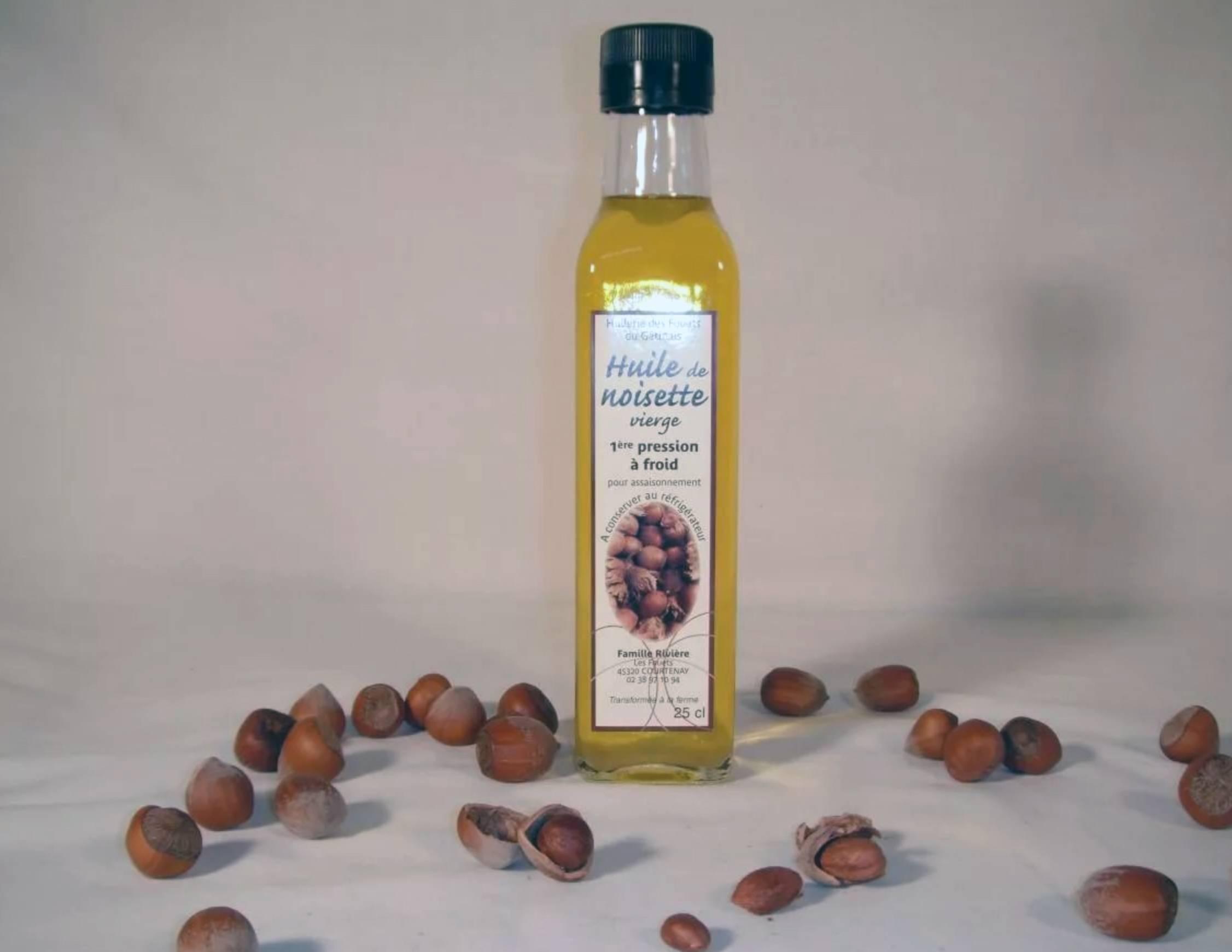 Масло лесного ореха применение в косметологии, рецепты