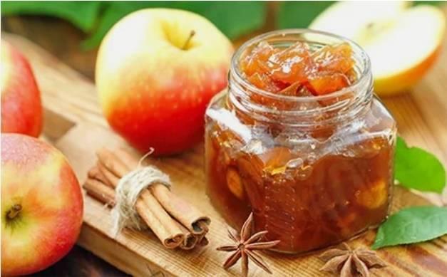 Джем яблочный: рецепт на зиму в домашних условиях