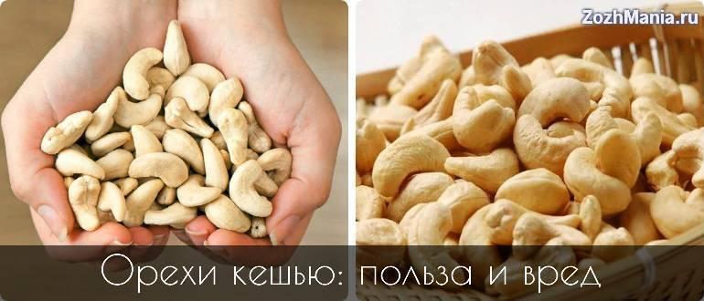 Орехи для потенции у мужчин - самые полезные