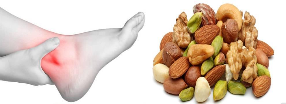 Диета при повышенной мочевой кислоте в крови — какие продукты выводят мочевую кислоту из организма