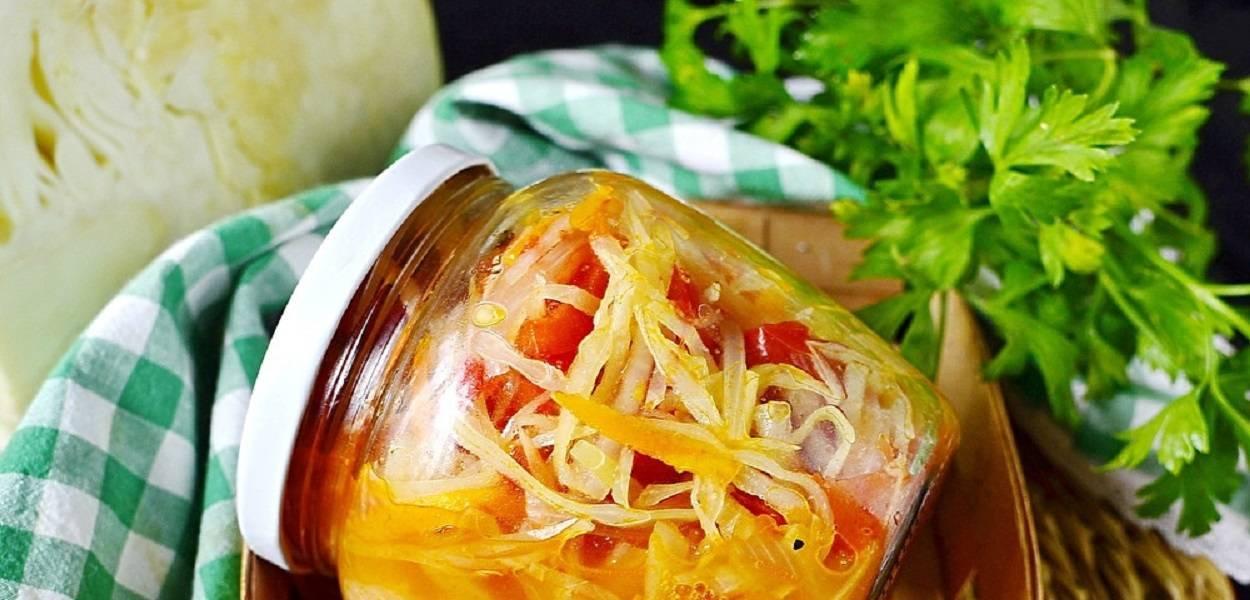 Заготовка капусты на зиму: топ-12 лучших рецептов