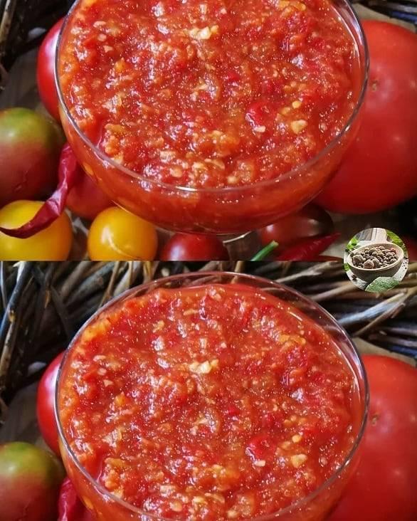Кубанские салаты из зеленых помидор